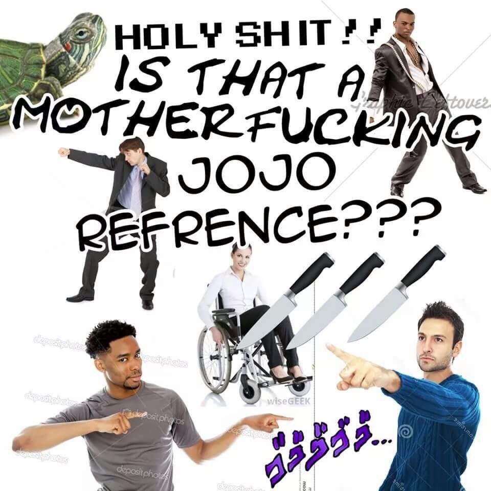 The Memetic Magic of JoJo's Bizarre Adventure | A Piece of Anime