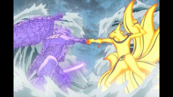 naruto sasuke battle